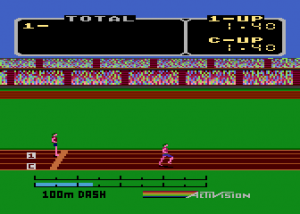 decathlon Atari 5200